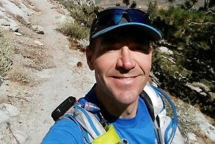 Xavier Berruel a terminé l'ultra-trail Tahoe200, tôt lundi... (Photo fournie par Xavier Berruel)