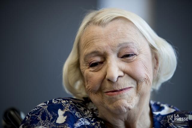 Lise Payette s'est éteinte le 5 septembre à... (Photo Marco Campanozzi, Archives La Presse)