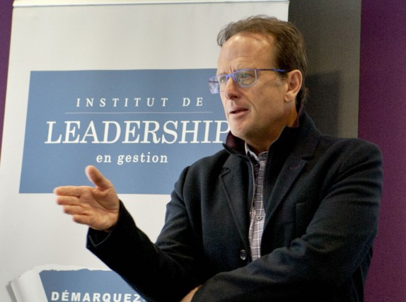 Jean Bédard, président de la Cage, est l'un...