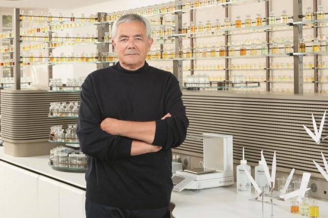 Maître parfumeur chez Dior depuis 2006, François Demachy... (Photo fournie par la maison Dior)