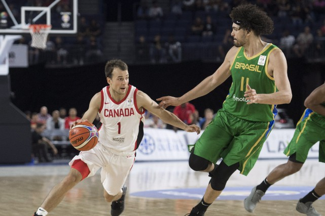 Les deux équipes se sont affrontés à la... (Photo Graham Hughes, La Presse Canadienne)