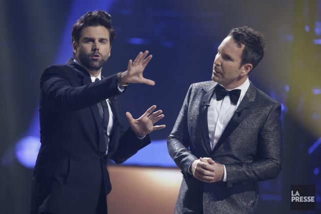 Pour Jean-Philippe Wauthier (à gauche), le sujet de... (Photo François Roy, archives La Presse)