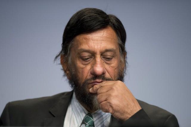 Rajendra Pachauri, 78 ans, est notamment inculpé d'agression... (Photo Steffi Loos, archives Reuters)