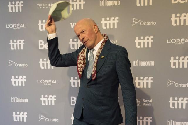 Le cinéaste Jacques Audiard... (Photo Fred Thornhill, La Presse canadienne)