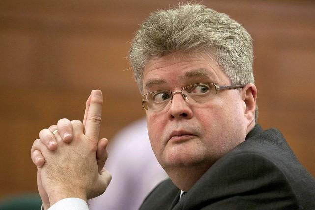 Mario Dion, le commissaire aux conflits d'intérêts et... (Adrian Wyld, archives PC)