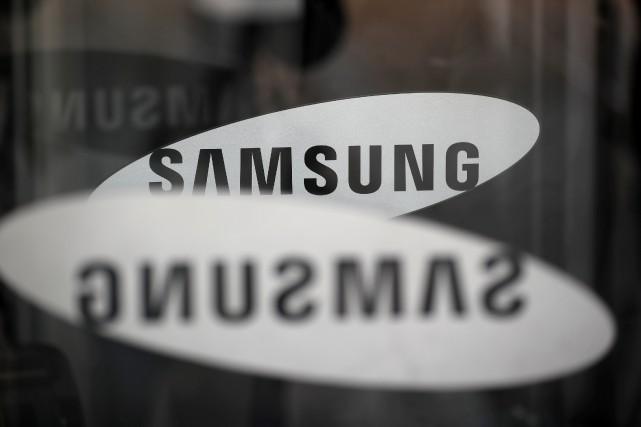 Samsung a déjà dévoilé cette année deux téléphones... (Photo Kim Hong-Ji, REUTERS)
