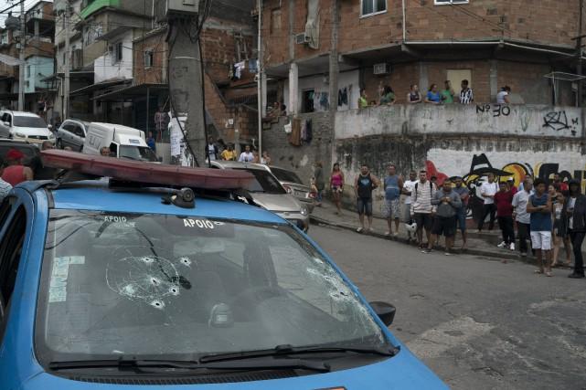 Fernando Haddad a notamment promis de coordonner la... (Photo Leo Correa, AP)
