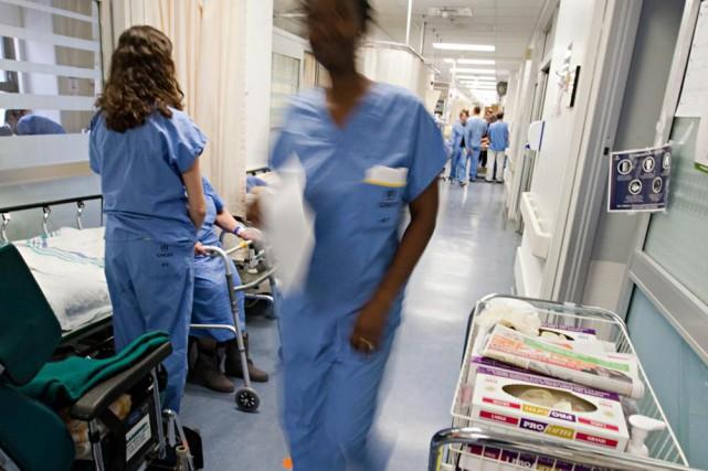 Bonne pour la santé, la réforme Barrette? Pas pour la santé du personnel, en... (PHOTO FRANÇOIS ROY, ARCHIVES LA PRESSE)