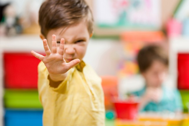 Certains enfants chez qui a été diagnostiqué un... (Photo Thinkstock)