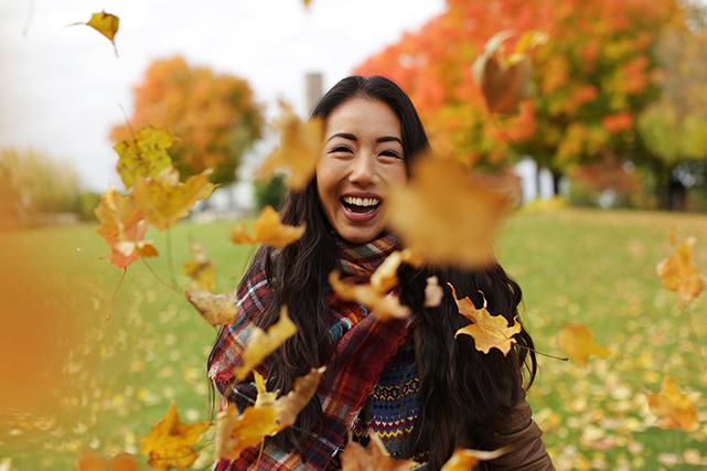 L'automne dans la magnifique région d'Ottawa-Gatineau est un moment simplement... (Photo : Tourisme Ottawa)