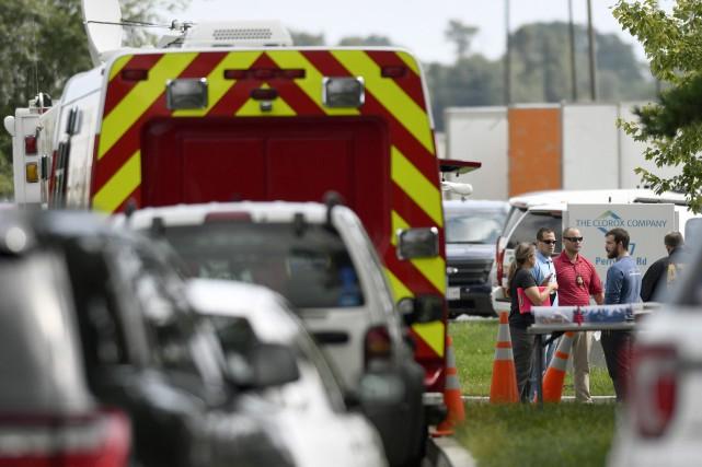 Maryland : une femme tue trois personnes puis se suicide