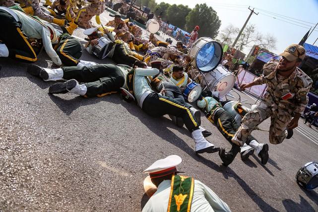 Attentat en Iran: Téhéran privilégie la piste séparatiste arabe