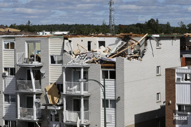 L'Accord d'aide financière en cas de catastrophe (AAFCC)... (Photo Robert Skinner, La Presse)