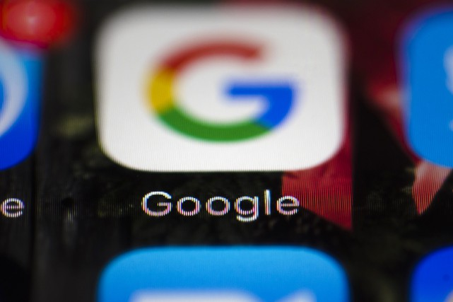 «Les annonceurs devront être certifiés auprès de Google,... (AP)