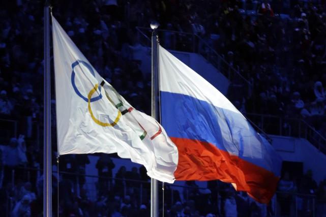 La fédération russe d'athlétisme souhaite voir la suspension... (Photo Patrick Semansky, archives AP)