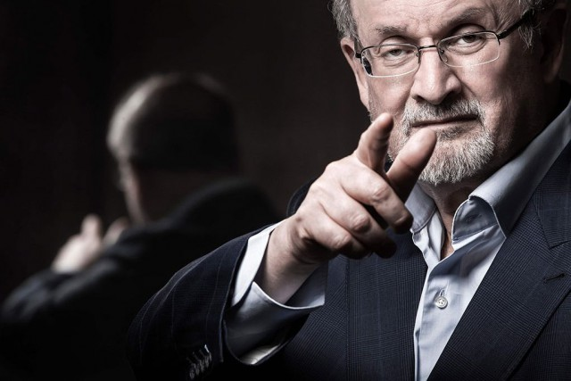 Salman Rushdie... (photoJOEL SAGET, agence france-presse)