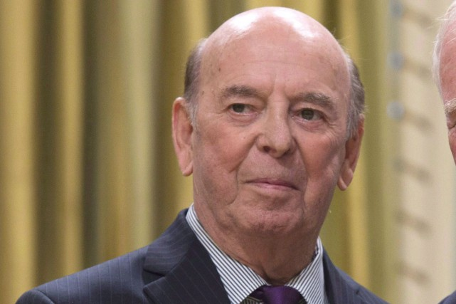 Bob Cole... (Photo Adrian Wyld, archives La Presse canadienne)