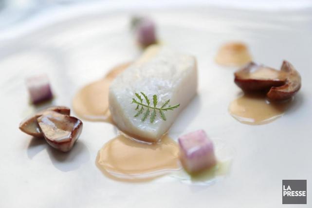 Pastel est un restaurant qui, si on était... (PHOTO MARTIN CHAMBERLAND, LA PRESSE)