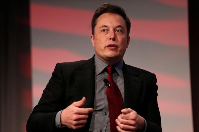 M. Musk restera toutefois directeur général du constructeur... (Photo Rebecca Cook, Archives Reuters)