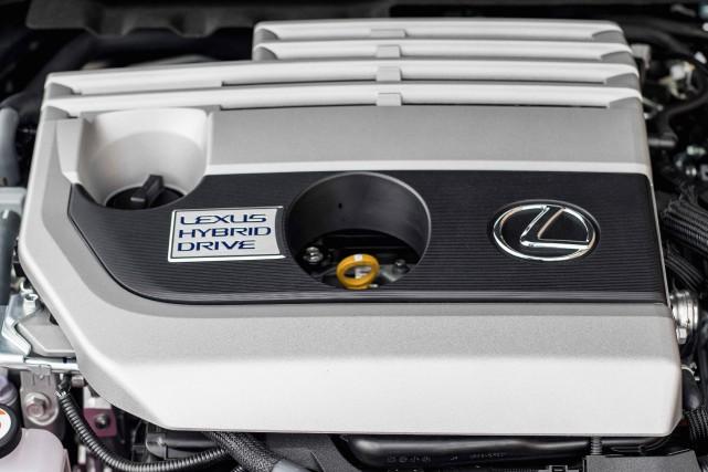 La future Lexus UX est un bon exemple... (Photo Lexus)
