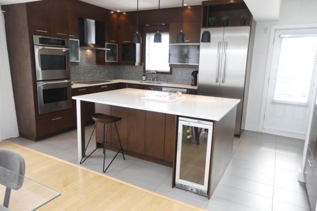 coup de coeur pour une cuisine lumineuse pierre marc. Black Bedroom Furniture Sets. Home Design Ideas