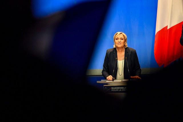Immigration: Marine Le Pen endosse les mesures de François Legault