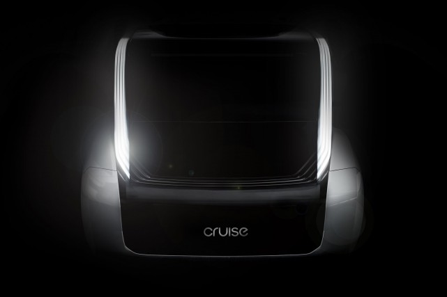 Cruise, General Motors et Honda vont collaborer au... (Photo Cruise Automation)