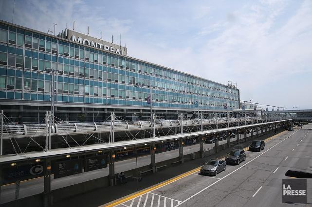 L'aéroport international Pierre-Elliott-Trudeau.... (Martin Chamberland, archives La Presse)