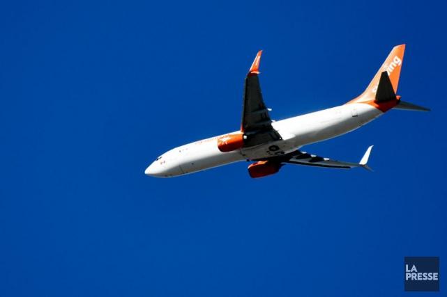 Sunwing étendra encore cet hiver ses vols vers... (Photo Bernard Brault, La Presse)