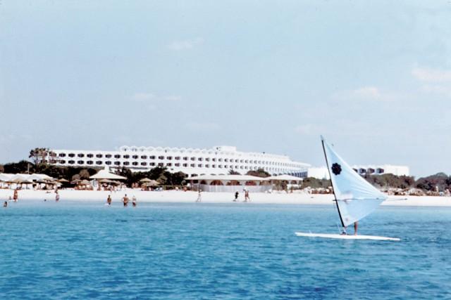L'île touristique de Djerba est de très loin... (Photo fournie par l'Office national du tourisme tunisien)