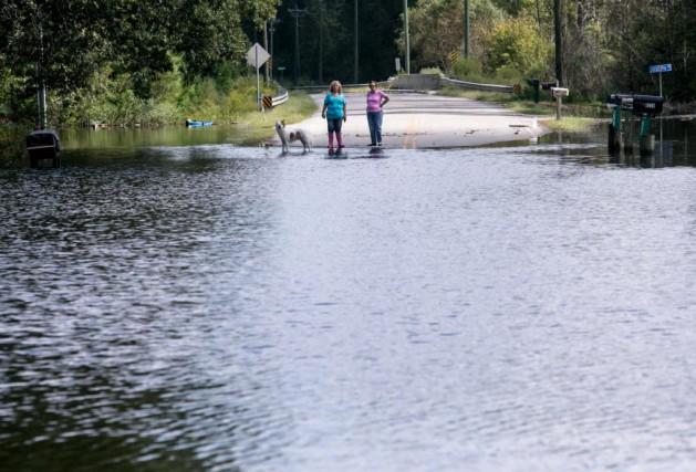 La Caroline du Sud a été frappée par... (PHOTO JASON LEE, ARCHIVES THE SUN NEWS/ASSOCIATED PRESS)