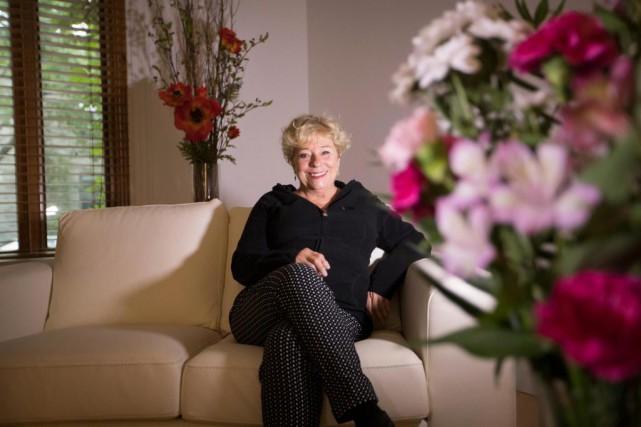 La comédienne MarieEykel a reçu un diagnostic de... (PHOTO IVANOH DEMERS, LA PRESSE)