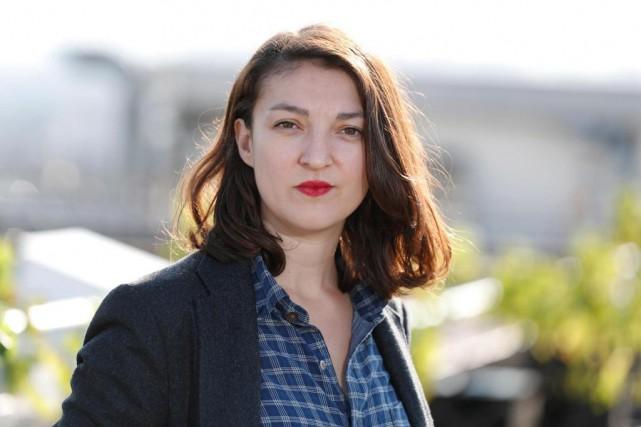 L'auteure Inès Bayard s'est retrouvée surla première liste... (Photo JC Marmara, fournie par Le Figaro)