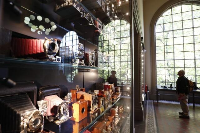 Le musée londonien Victoria&Albert ouvrira vendredi son nouveau... (Photo ADRIAN DENNIS, AFP)