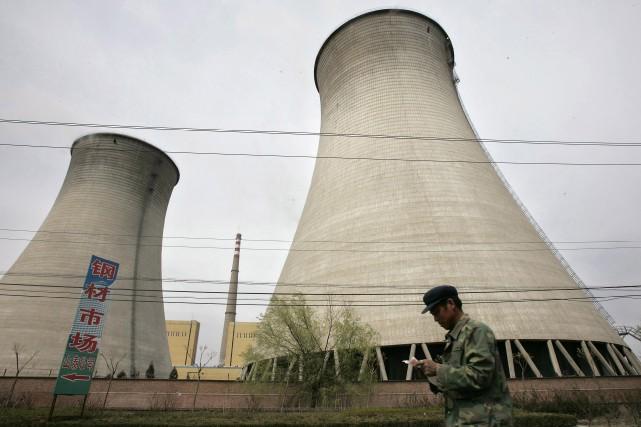 Les exportations nucléaires américaines vers la Chine ont... (PHOTO AFP)