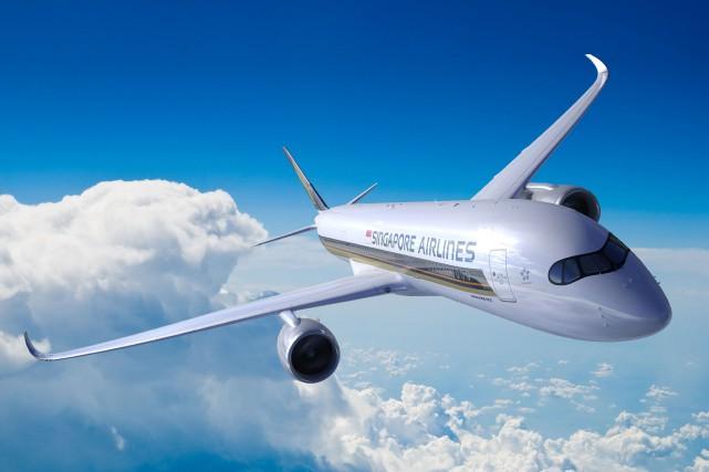 Avec ce nouveau vol, Singapore Airlines reprend la... (Photo AFP)