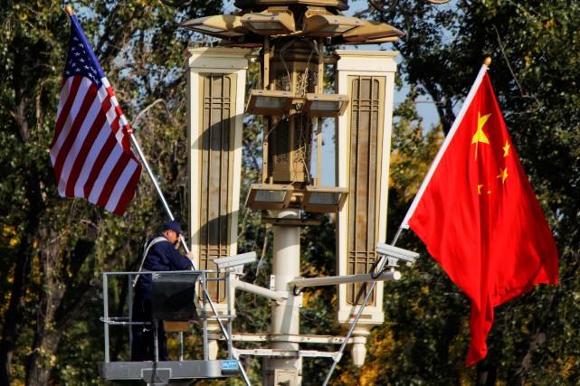 Les exportations chinoises vers les États-Unis ont augmenté... (Photo Damir Sagolj, archives REUTERS)