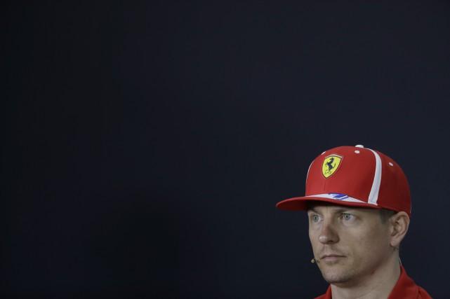Le Finlandais Kimi Räikkönen est réputé pour la... (Photo Luca Bruno, AP)