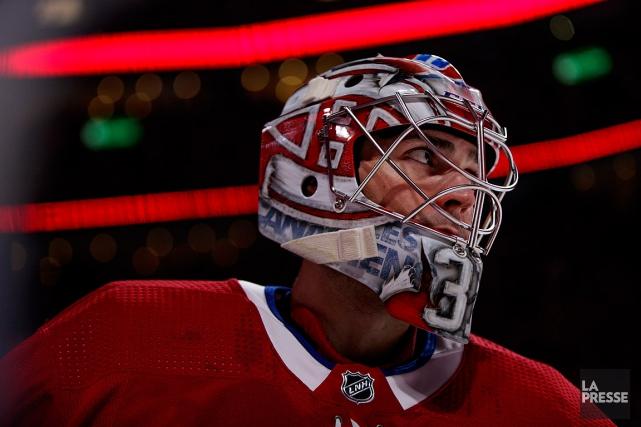 La direction du Canadien a indiqué que Carey... (PHOTO OLIVIER JEAN, LA PRESSE)