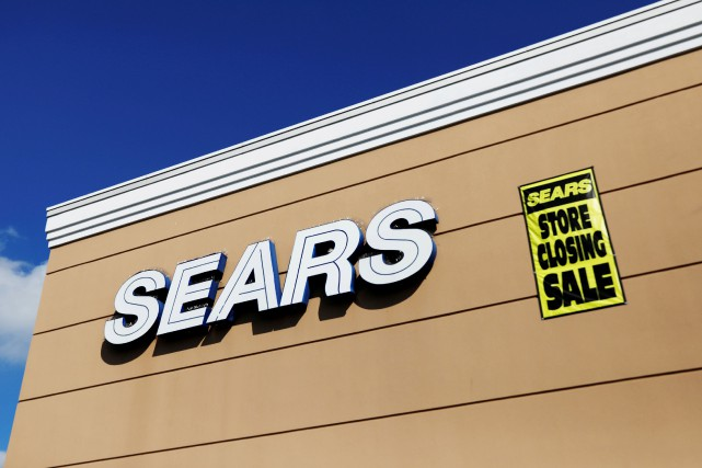 Sears se place sous la protection de la loi sur les faillites