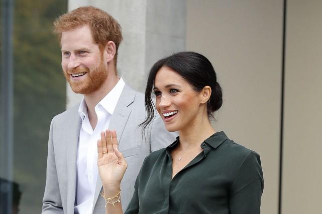 Un bébé au printemps pour le prince Harry et Meghan