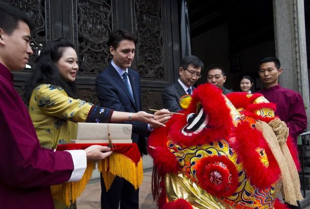 Malgré l'AEUMC, Ottawa va poursuivre ses négociations avec Pékin