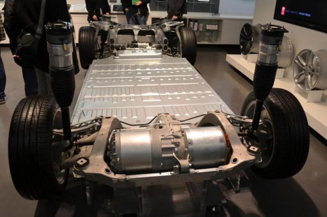 On peut améliorer la capacité d'une pile de... (Photo fournie par Tesla)