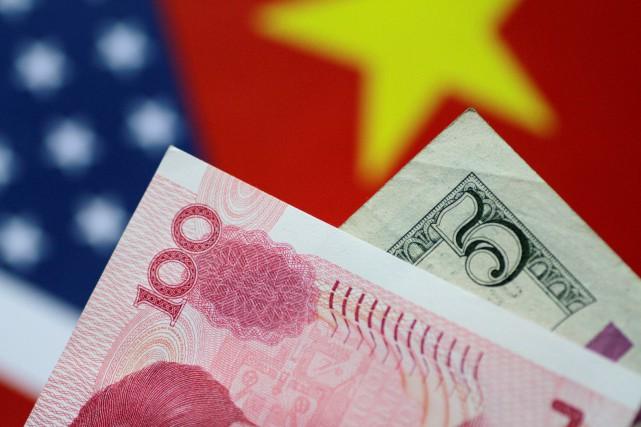 La dernière fois que la Chine a été... (PHOTO REUTERS)