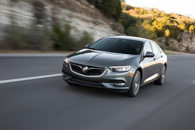 Les concessionnaires GM américains ont maintenant un avantage... (Photo Buick)
