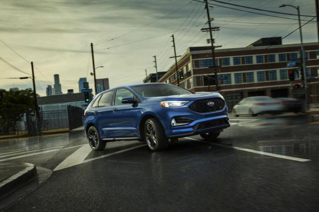 Ford Edge 2019... (Photo fournie par Ford)