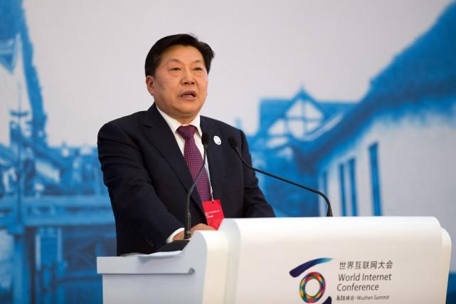Lu Wei est accusé devant le Tribunal populaire... (Photo JOHANNES EISELE, archives Agence France-Presse)