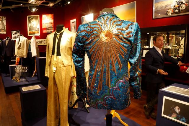 Le record est détenu par une veste du... (photo Charles Platiau, REUTERS)