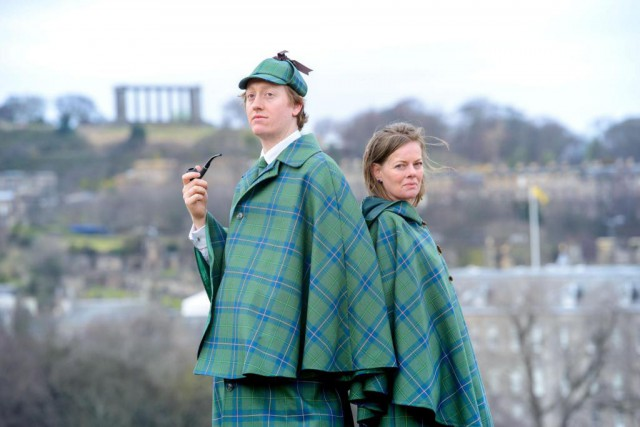 La designer écossaise Tania Henzell et son fils... (Photo fournie parTania Henzell)