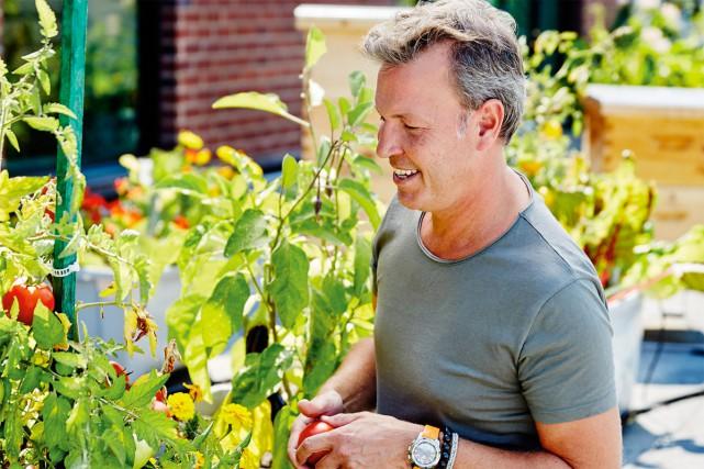 Portés par un intérêt grandissant pour les légumes, Ricardo Larrivée et son... (Photo fournie par Ricardo Media)